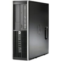HP(旧コンパック) 8200 Elite SF/CT Desktop PC (i5-2500/2.0/250d/W7) /LE289PA#ABJ