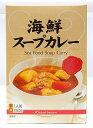 高島食品 海鮮スープカレー 辛口 300g