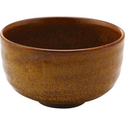 隆泉窯 黄地 抹茶碗 004-333M