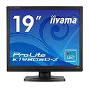 iiyama 液晶ディスプレイ PROLITE E1980SD-B2