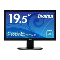 iiyama 液晶ディスプレイ PROLITE E2083HSD-2