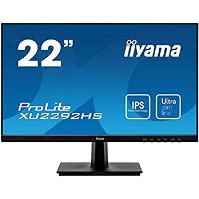 iiyama 21.5型ワイド液晶ディスプレイ PROLITE XU2292HS