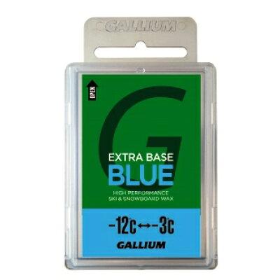 ガリウム GALLIUM EXTRA BASE BLUE エクストラ・ベース・ブルー -8度~-2度 100g SW2074