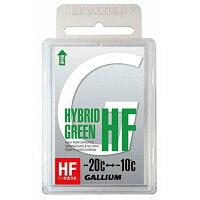 GALLIUM ガリウム ウインターワックス HYBRID HF GREEN 50g SW2150