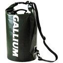 ガリウム GALLIUM ウォータープルーフ ドライバッグ Waterproof Dry Bag 防水仕様 グリーン BP0004