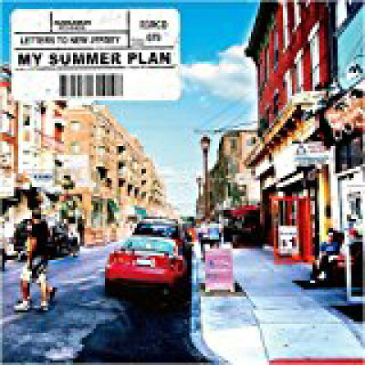 LETTERS TO NEW JERSEY/CD/R3RCD-79