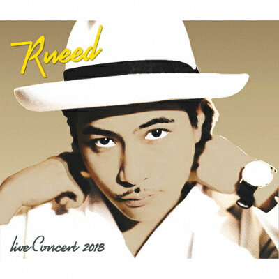 "RUEED LIVE CONCERT 2018 ""Mastermind""/DVD/MGR-1013"