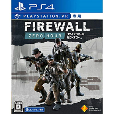 Firewall Zero Hour/PS4/PCJS66024/D 17才以上対象