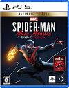 Marvel's Spider-Man: Miles Morales(スパイダーマン:マイルズ・モラレス) Ultimate Edition/PS5/ECJS00004/C 15才以上対象