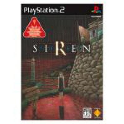 SIREN PS2 SCPS-15053