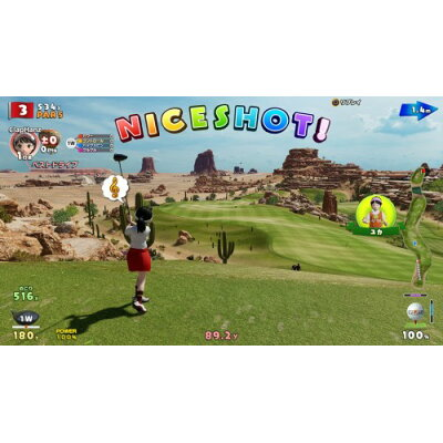 New みんなのGOLF(Value Selection)/PS4/PCJS66034/A 全年齢対象
