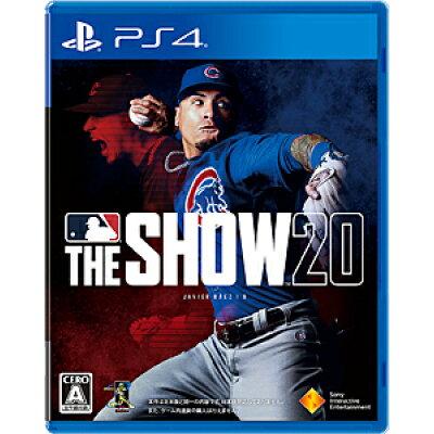 MLB The Show 20(英語版)/PS4/PCJS66069