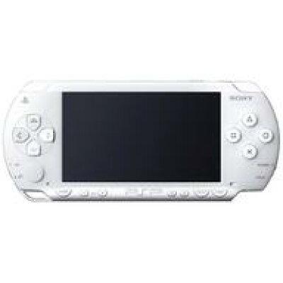 PSP 「プレイステーション・ポータブル」バリューパック セラミック・ホワイト