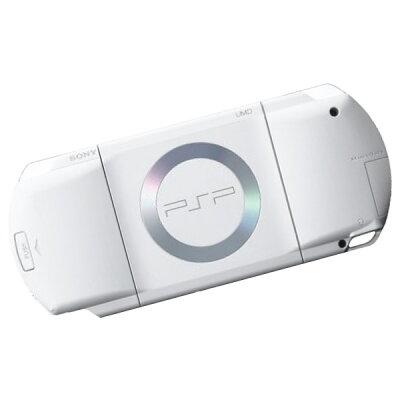 PSP「プレイステーション・ポータブル」 セラミック・ホワイト