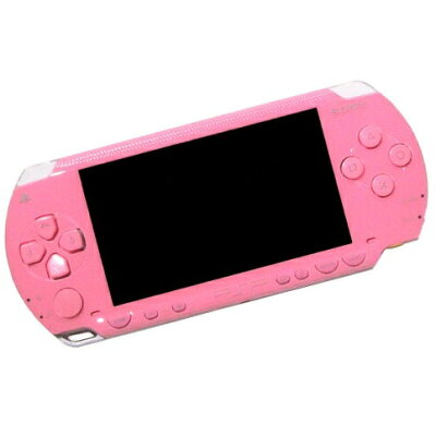 PSP「プレイステーション・ポータブル」ピンク