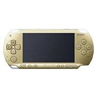 PSP「プレイステーション・ポータブル」 シャンパンゴールド