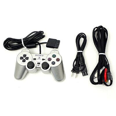 PlayStation 2 サテン・シルバー