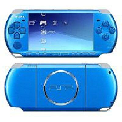 PSP(R)「プレイステーション・ポータブル」バイブラント・ブルー