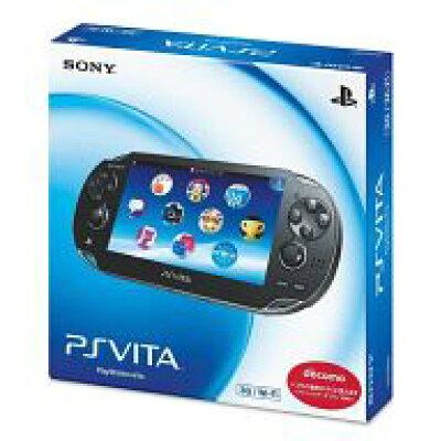 SONY PlayStationVITA 本体  PCH-1100 AA01