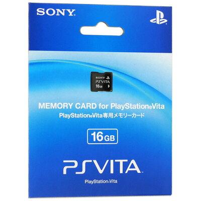 PS Vita用 メモリーカード 16GB ソニー・コンピュータエンタテインメント