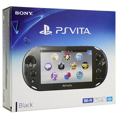 SONY PlayStationVITA 本体  PCH-2000 ZA11