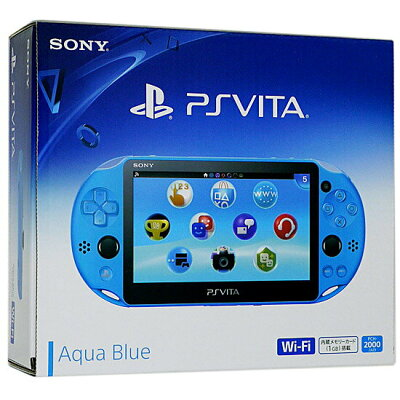 SONY PlayStationVITA 本体  PCH-2000 ZA23