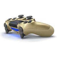 PS4用 デュアルショック4ゴールド 新