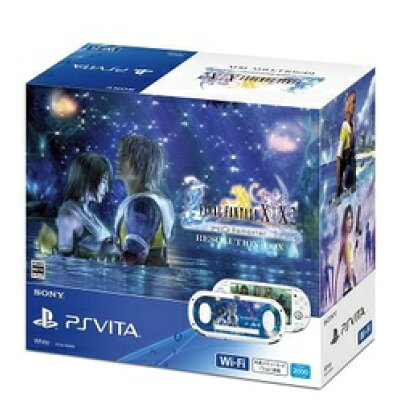 SONY PlayStationVITA  本体 PCHJ-10009