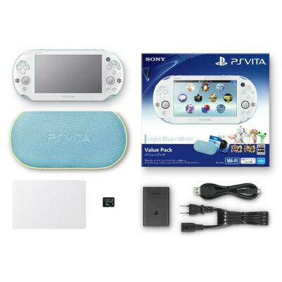 SONY PlayStationVITA  本体  PCHJ-10013