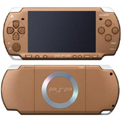 SONY PlayStationPortable ブロンズ PSPJ-20002