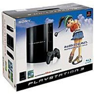 """""""PLAYSTATION 3"""" ビギナーズパック HDD 60GB"""