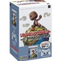 PS3 リトルビッグプラネット DUALSHOCK3セラミックホワイト同梱版 PlayStation 3