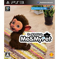 Me&My Pet/PS3/BCJS-30057/A 全年齢対象