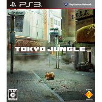 TOKYO JUNGLE(トーキョー ジャングル)/PS3/BCJS30069/C 15才以上対象