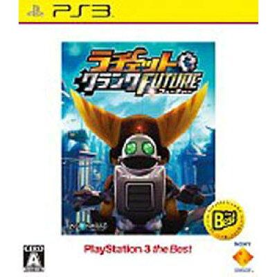 ラチェット&クランク FUTURE(フューチャー)(PLAYSTATION 3 the Best)/PS3/BCJS-70012/A 全年齢対象
