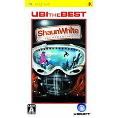 ショーン・ホワイト スノーボード(ユービーアイ・ザ・ベスト)/PSP/ULJM05570/A 全年齢対象