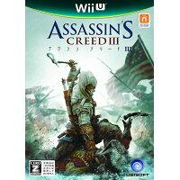 アサシン クリードIII/Wii U/WUPPASSJ/【CEROレーティング「Z」(18歳以上のみ対象)】