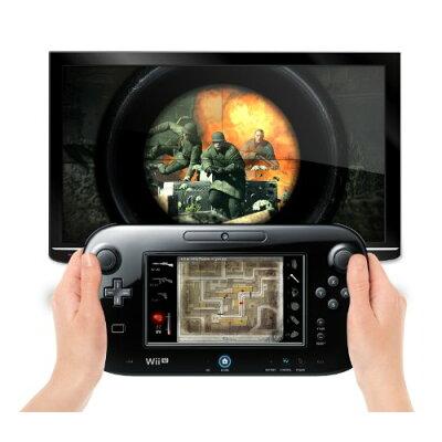 スナイパーエリートV2/Wii U/WUPPAS8J/D 17才以上対象