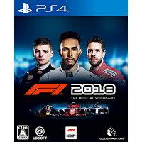 F1 2018/PS4/PLJM16231/A 全年齢対象
