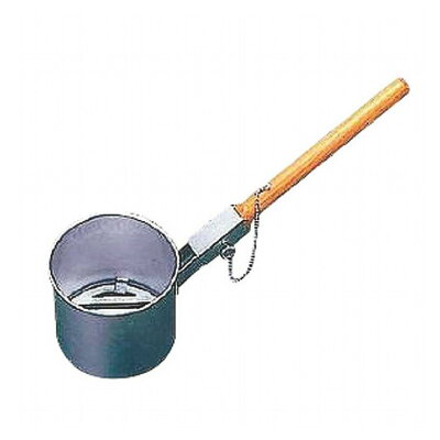 着脱式ジャンボ火起し鋳物目皿付小N