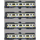 209系500番台総武緩行色増結(4両)