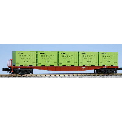 8059-2 コキ5500 6000形コンテナ積載 2両入 KATO