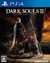 DARK SOULS III THE FIRE FADES EDITION(ダークソウルIII ザ ファイア フェーズ エディション)/PS4/PLJM80235/D 17才以上対象
