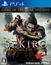 SEKIRO: SHADOWS DIE TWICE GAME OF THE YEAR EDITION/PS4/PLJM16714/D 17才以上対象