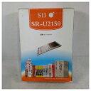 セイコーインスツル 電子辞書 SII SR-U2150