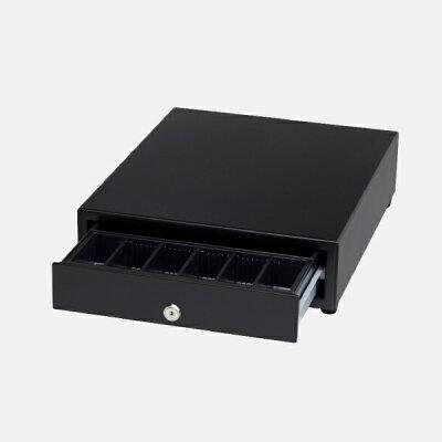 セイコーインスツル Airレジ対応キャッシュドロア 黒 DRW-A01-K