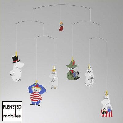 フレンステッドモビール Flensted mobiles ムーミン モビール Moomin mobile FSM130117 / 432