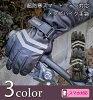 glovesdepo 超防寒スマートフォン対応メンズバイク手袋71220