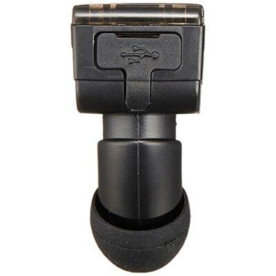 iBUFFALO Bluetoothヘッドセット BSHSBE18BK