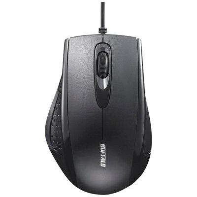 iBUFFALO IR LEDマウス 3ボタン BSMRU050BK